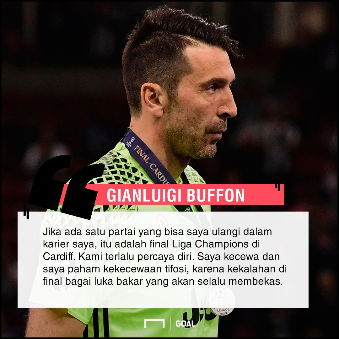 Gianluigi Buffon GFX ID
