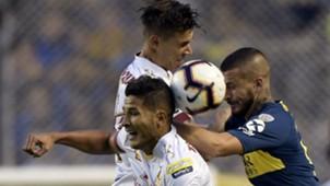 Larry Vasquez Benedetto Boca Deportes Tolima Copa Libertadores 12032019