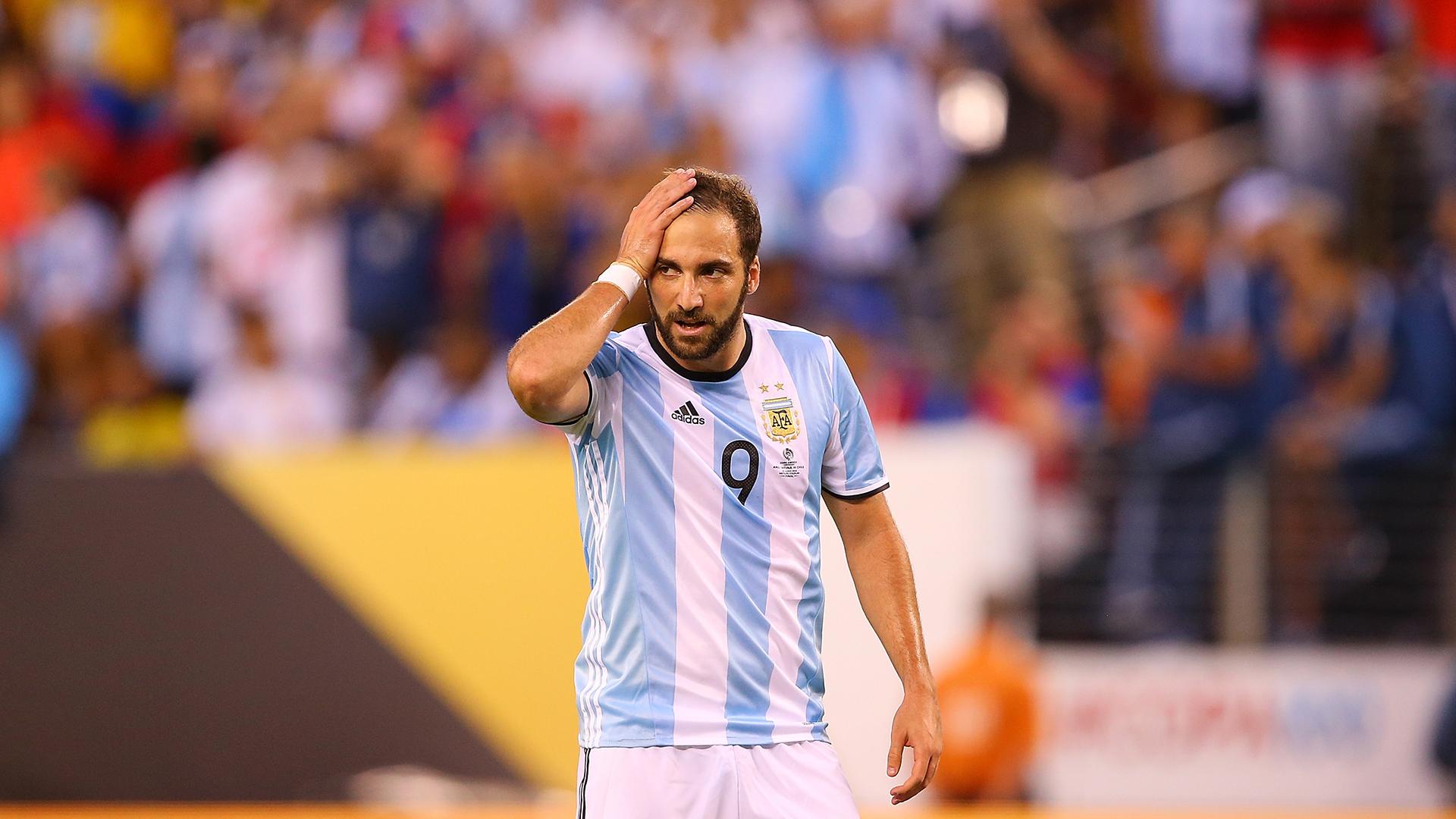 Sin Higuaín: Sorpresa en la nómina de Sampaoli para la selección argentina
