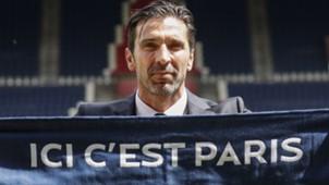 Gigi Buffon PSG