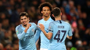 Manchester City League Cup Carabao Cup01112018
