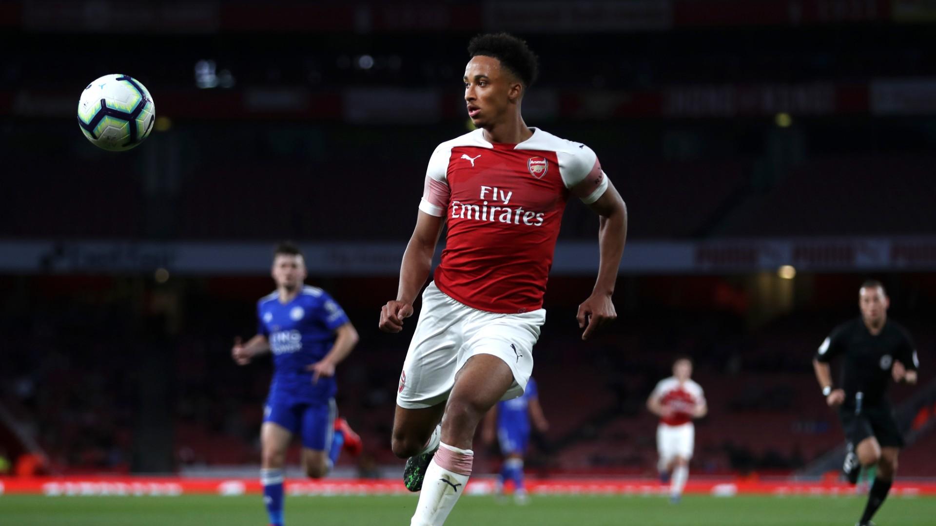 Cohen Bramall Arsenal 2018