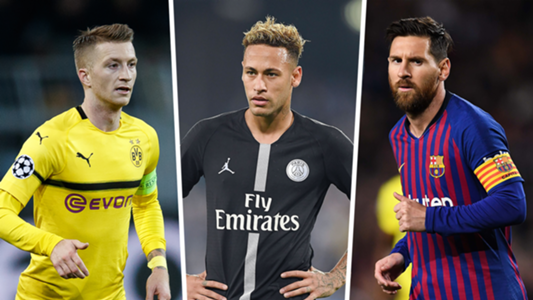 Ballon d'Or 2019 potential candidates