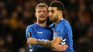 Joe Worrall Connor Goldson Rangers 2018