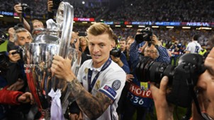 Toni Kroos, Real Madrid, Champions League Finale, 04062017