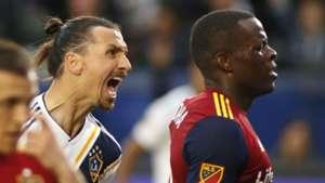 Zlatan Ibrahimovic Nedum Onouha LA Galaxy Real Salt Lake