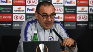 Sarri Chelsea press conference