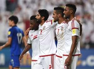 UAE 3-1 Thailand