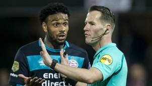 Jürgen Locadia, Sparta vs. PSV, 04012017