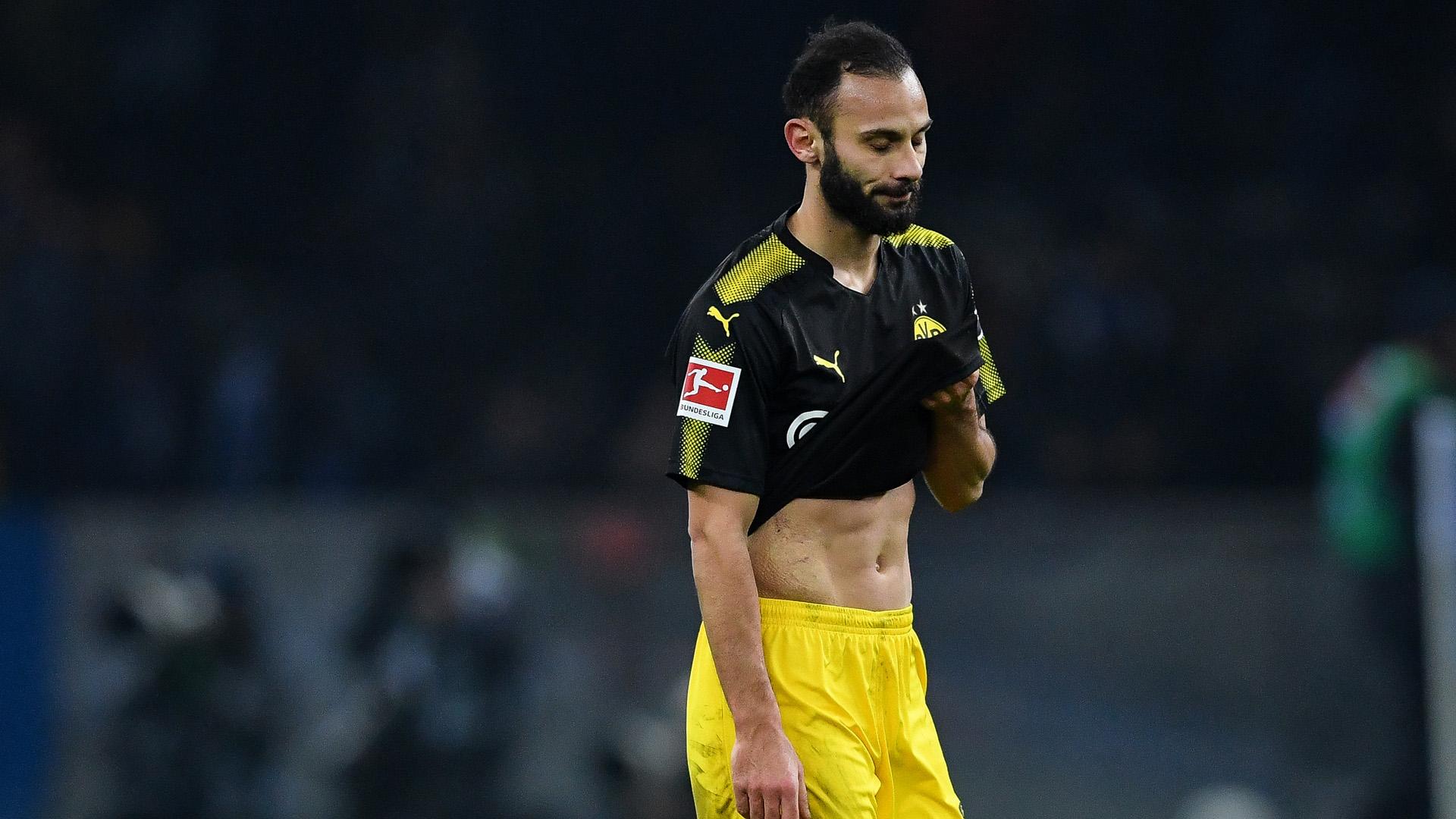 Ömer Toprak Borussia Dortmund 2018