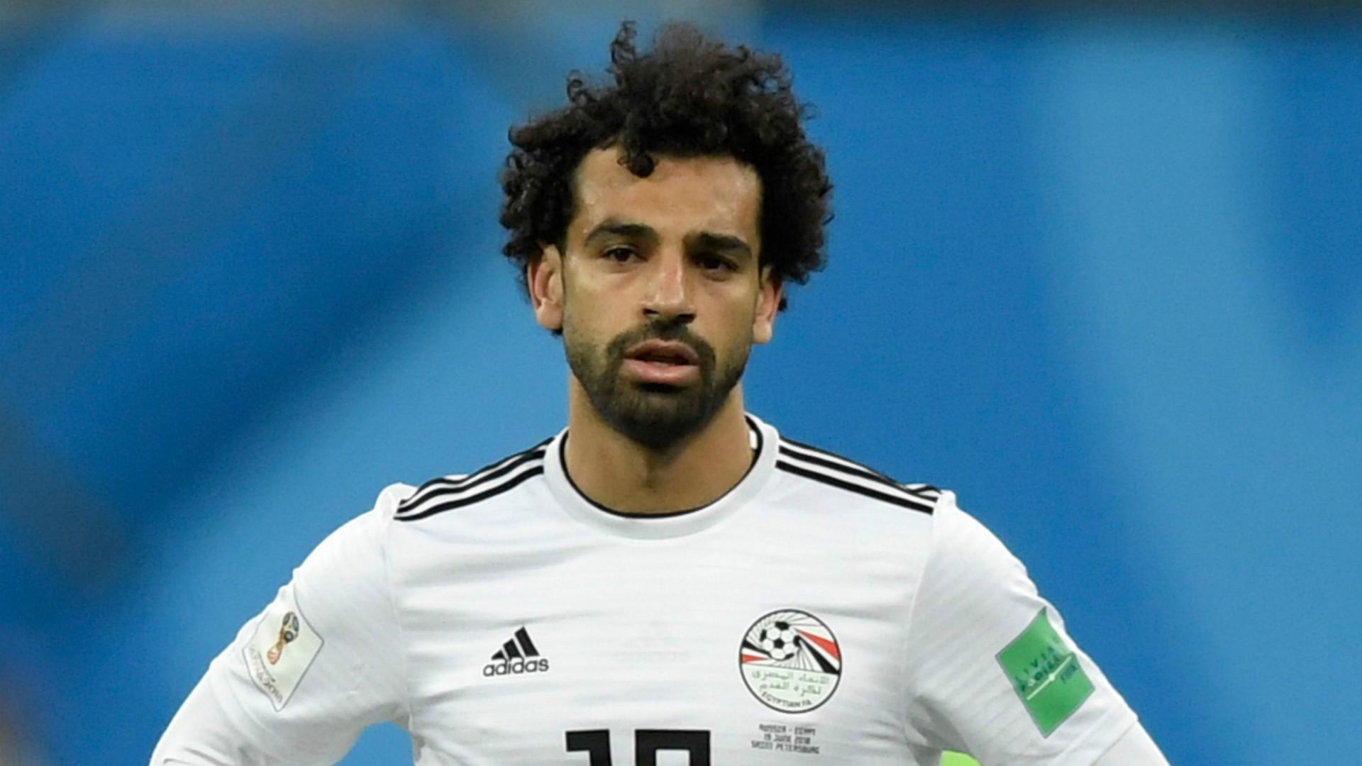 Mohamed Salah Egypt 2018
