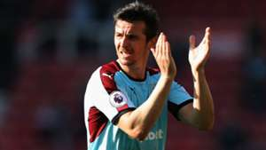 Joey Barton Burnley Premier League