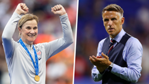 Ellis & Neville up for Best FIFA Women's Coach award as nominees are revealed