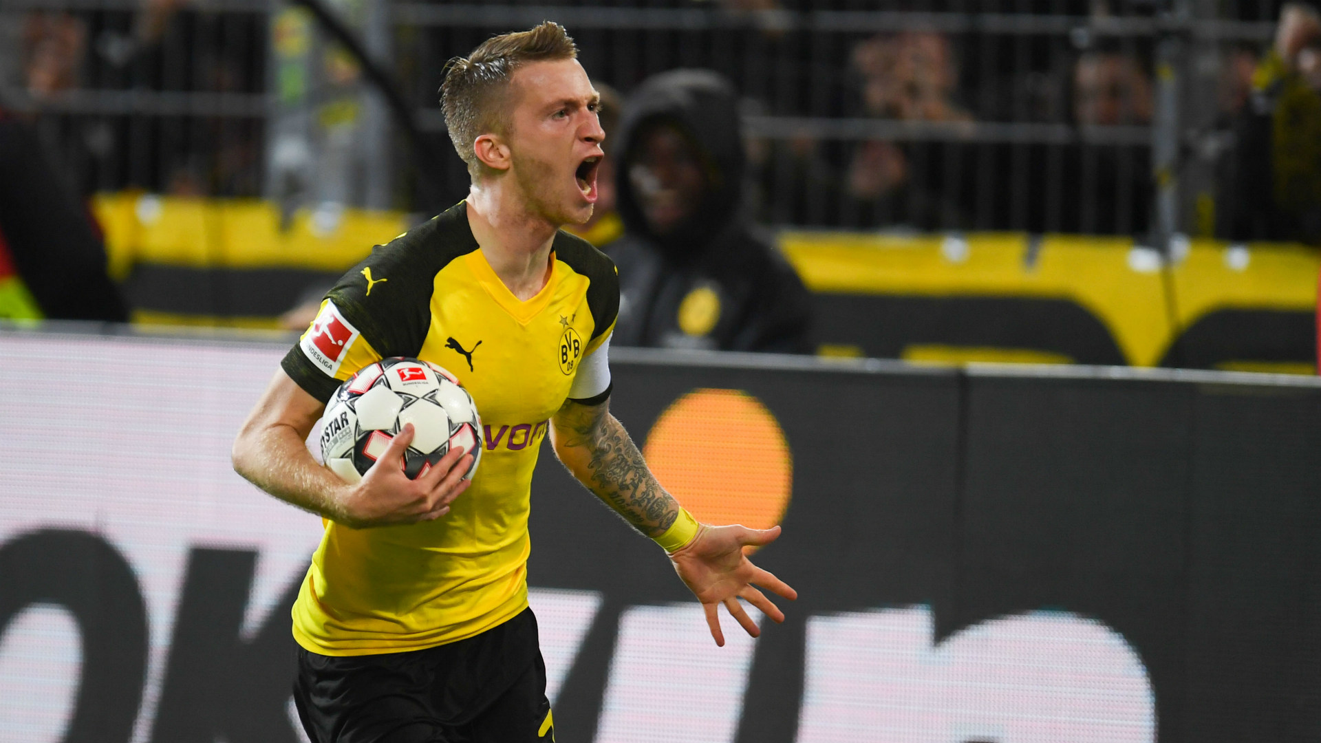 Marco Reus Dortmund Bayern 10112018