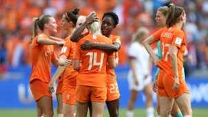 Netherlands Women's World Cup 2019