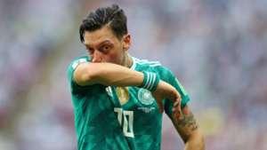 Mesut Özil WM 2018