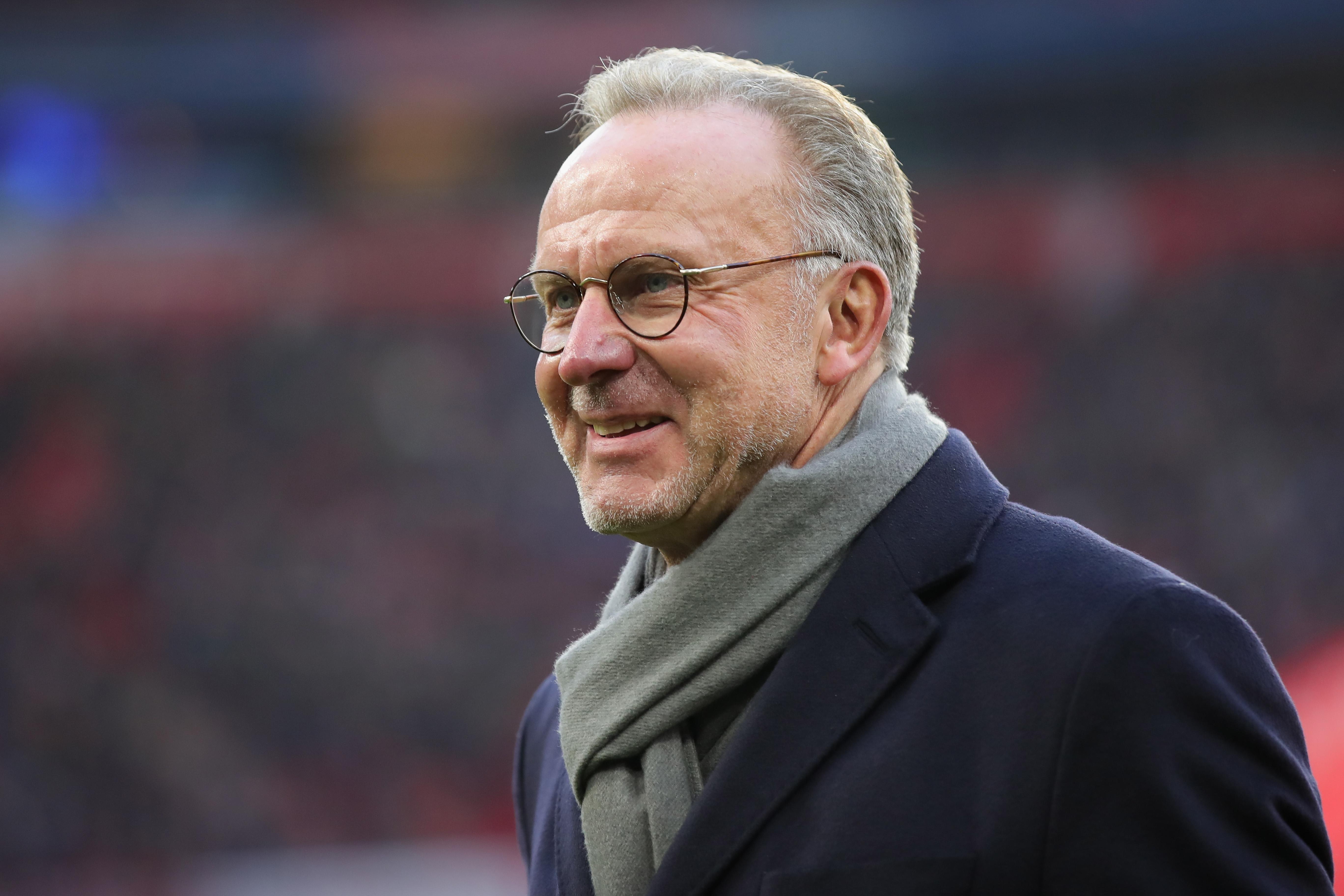 Rummenigge Bayern München