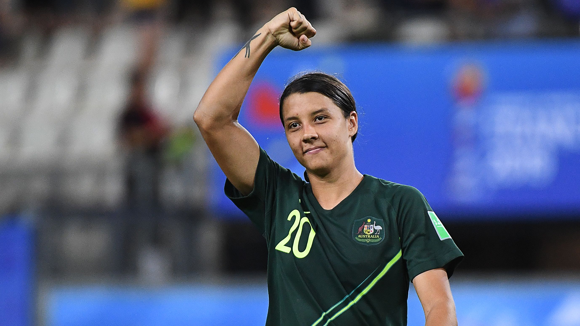 Skipper Sam Kerr botches penalty as Australia crash out