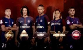 PSG Justice League