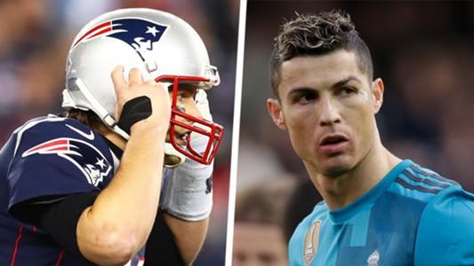 Tom Brady Cristiano Ronaldo