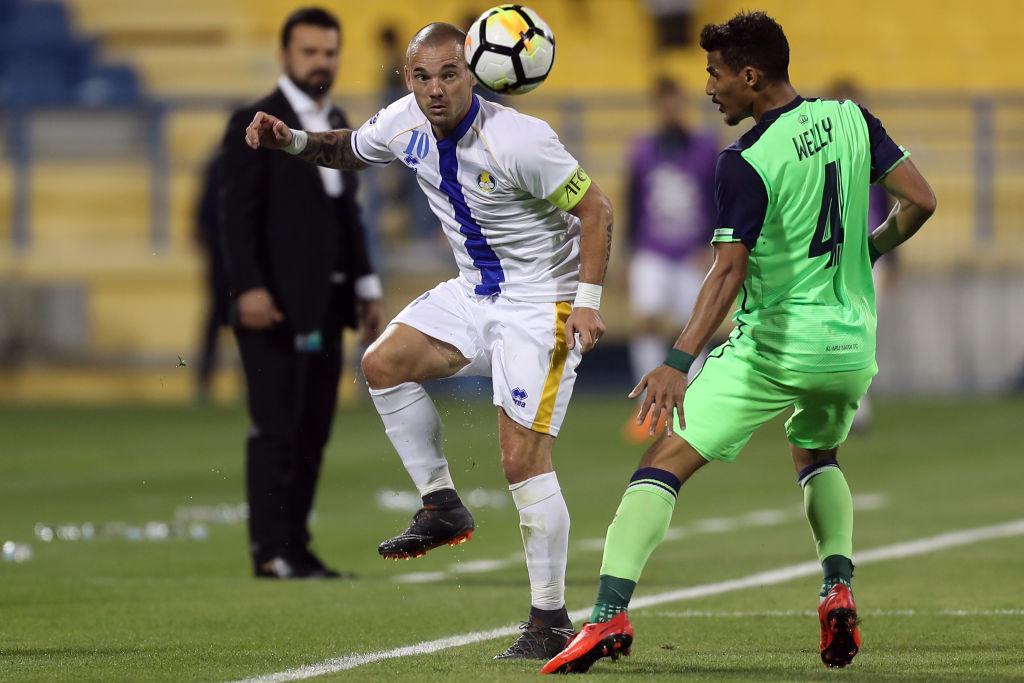Al Gharafa v Al Ahli; AFC Champions League 2018