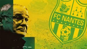 GFX Claudio Ranieri FC Nantes