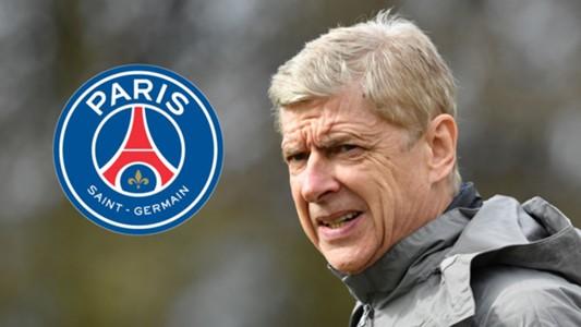 Arsene Wenger PSG
