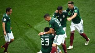 México vs Alemania Mundial 2018