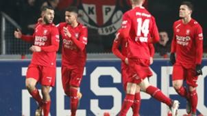Oussama Assaidi, Adam Maher, FC Twente, KNVB Beker 01302018