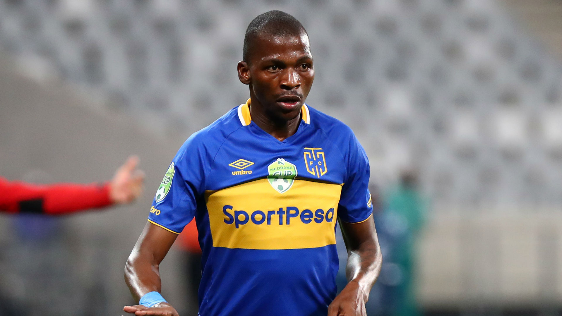 Thamsanqa Mkhize, Cape Town City,  March 2018