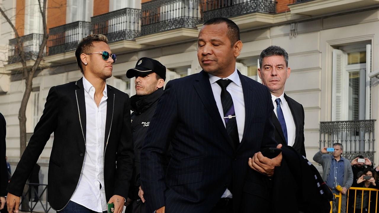 Who Is Neymars Father Neymar Santos Sr The Mastermind Of Em World Record Transfer Goal Com