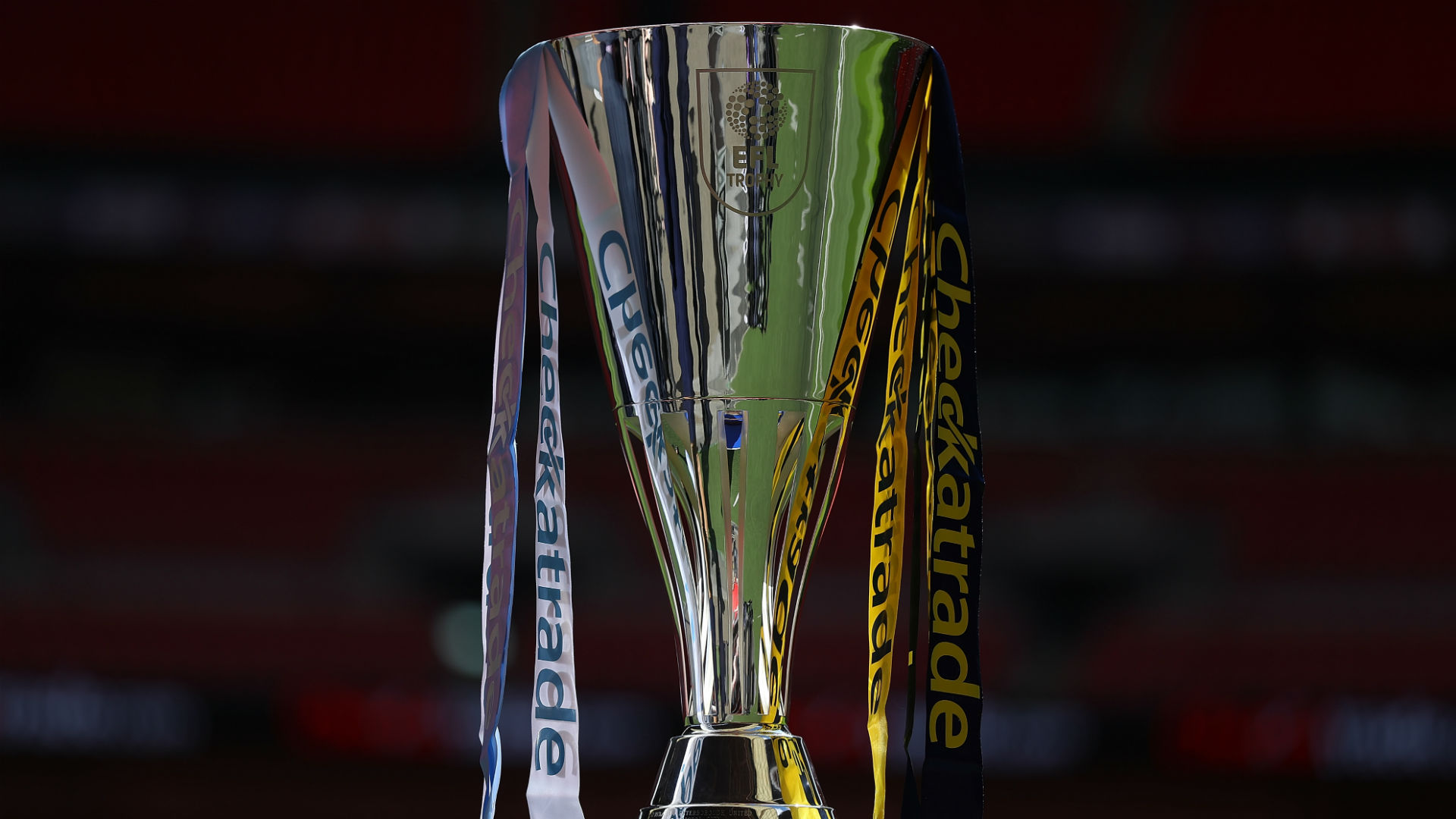 Checkatrade EFL Trophy general view