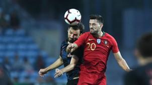 portugal croatia - milan badelj pizzi - friendly - 06092018
