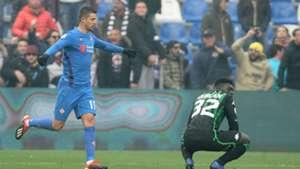 Kevin Mirallas Sassuolo Fiorentina Serie A
