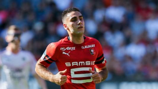 Romain Del Castillo Rennes Ligue 1