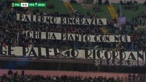 Striscione Palermo 1