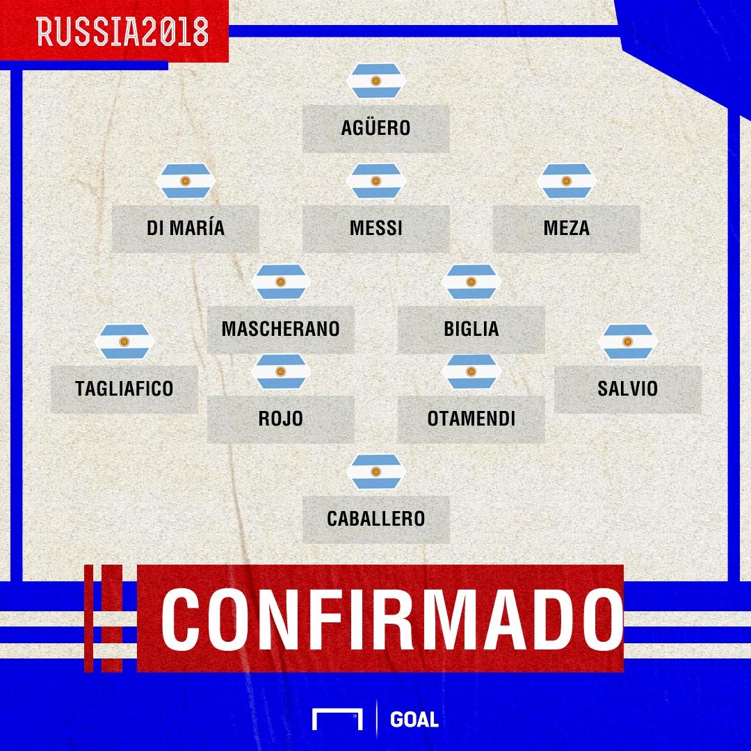 XI Argentina Islandia