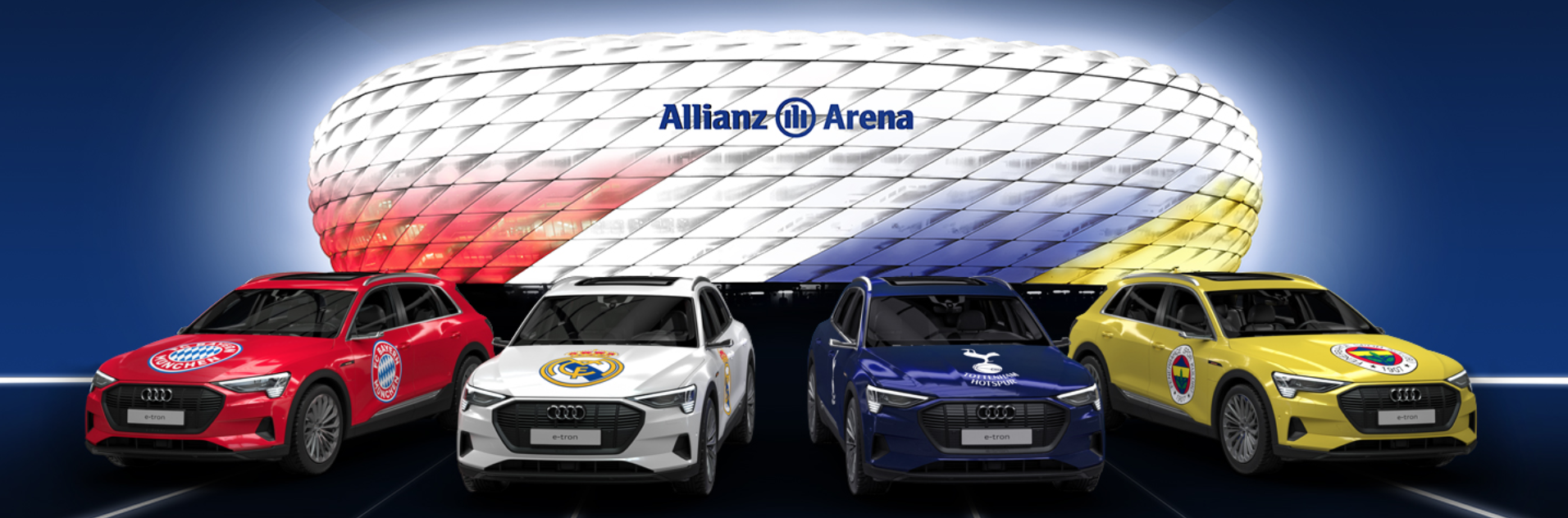 ONLY EMBED Audi Cup 2019
