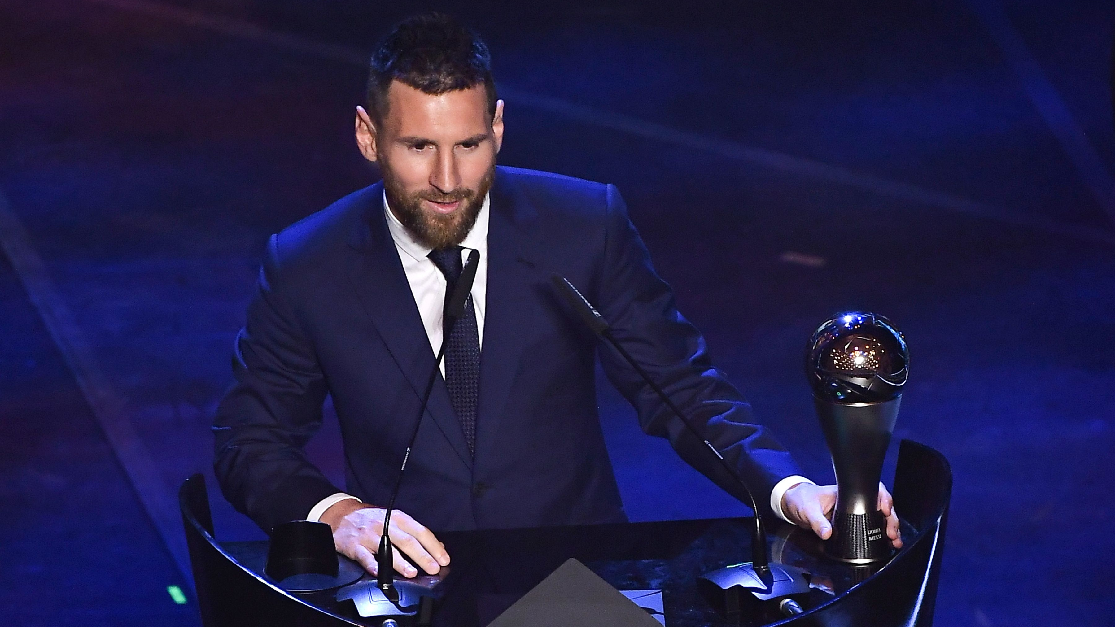 Lionel Messi The Best