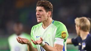Mario Gomez Wolfsburg Bundesliga 05112017
