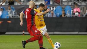 Michael Bradley Jesus Duenas Tigres Toronto FC Campeones Cup 2018