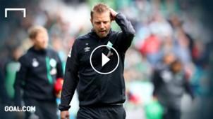 GFX Werder Bremen Florian Kohfeldt 25082018