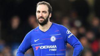 Gonzalo Higuain Chelsea 2019