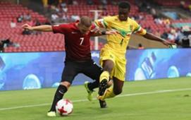 Turkey vs Mali