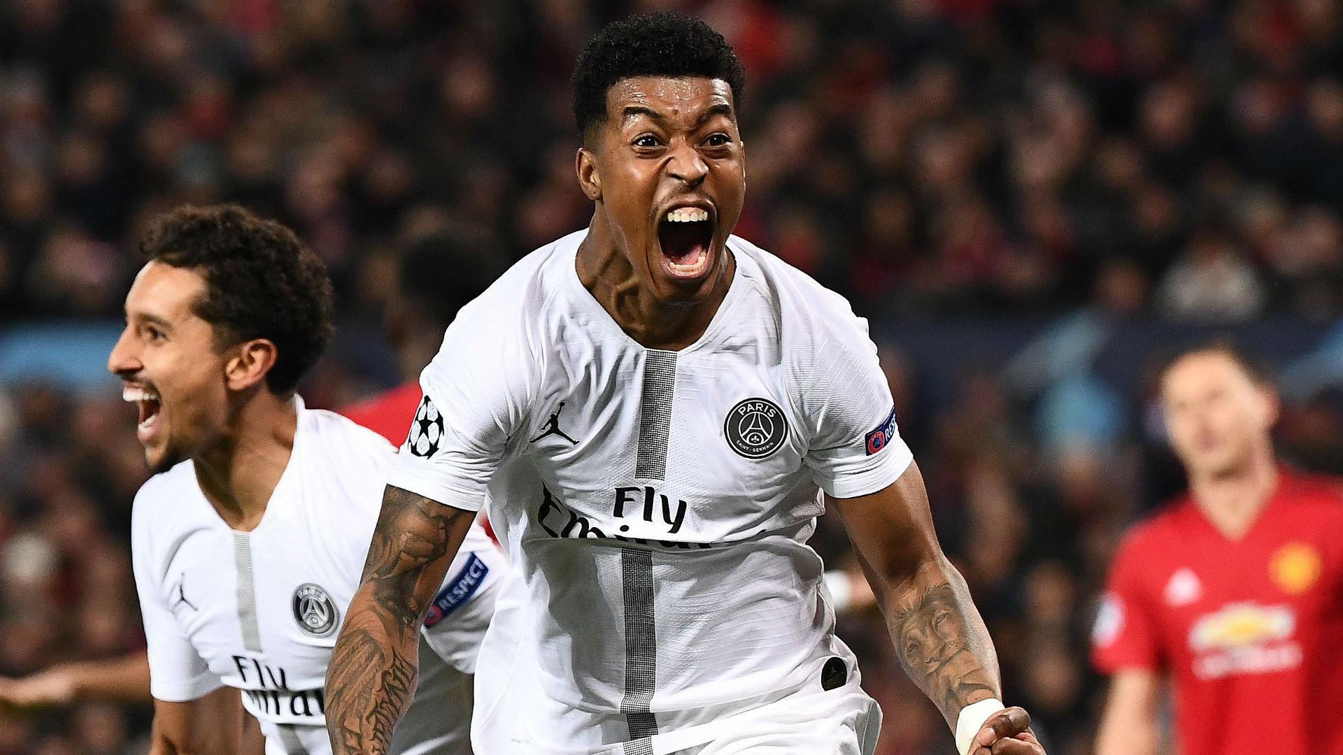 Presnel Kimpembe PSG Manchester United UEFA Champions League 12022019