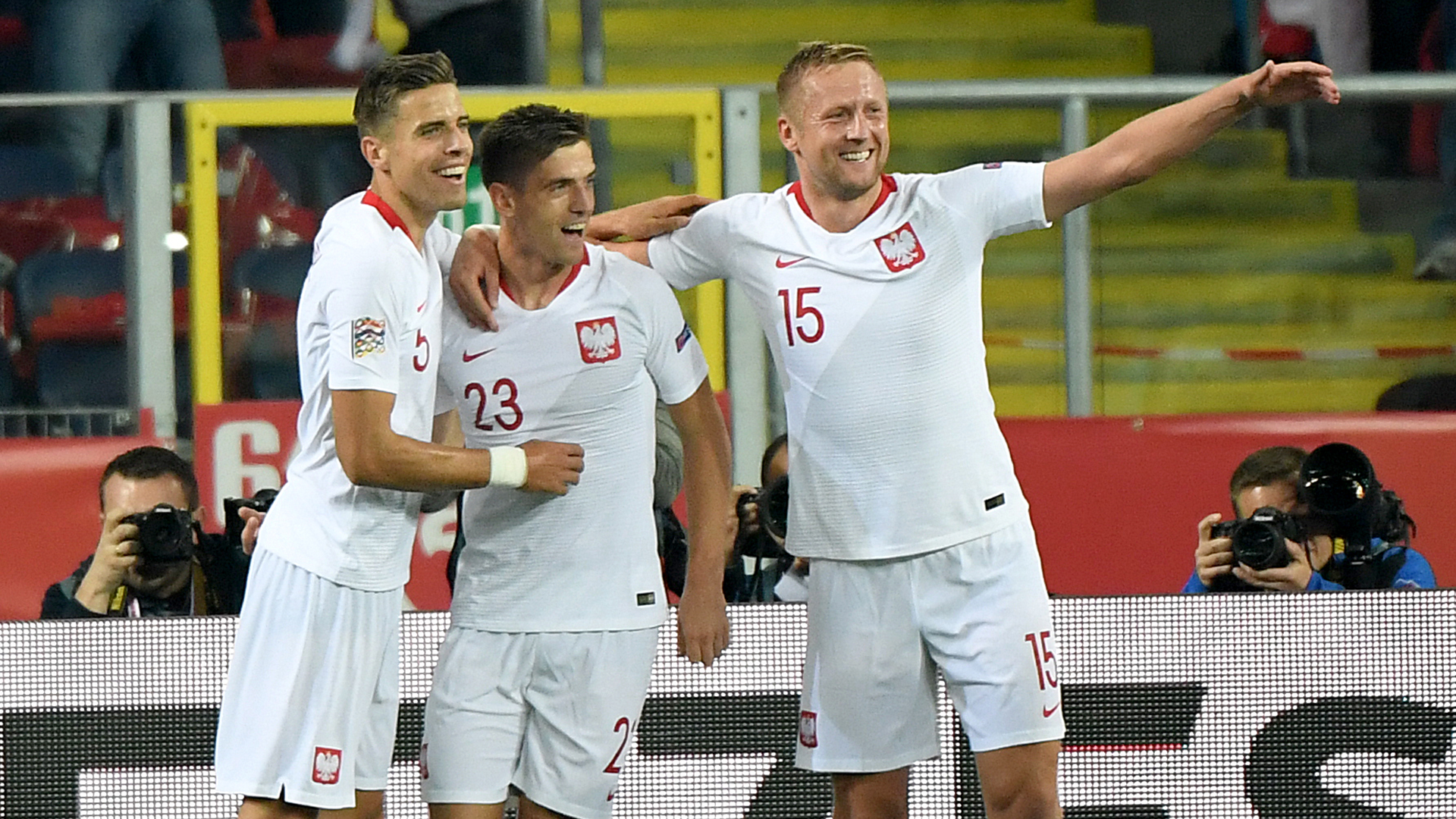 Nations League wrap: Late goal steals win for Italy