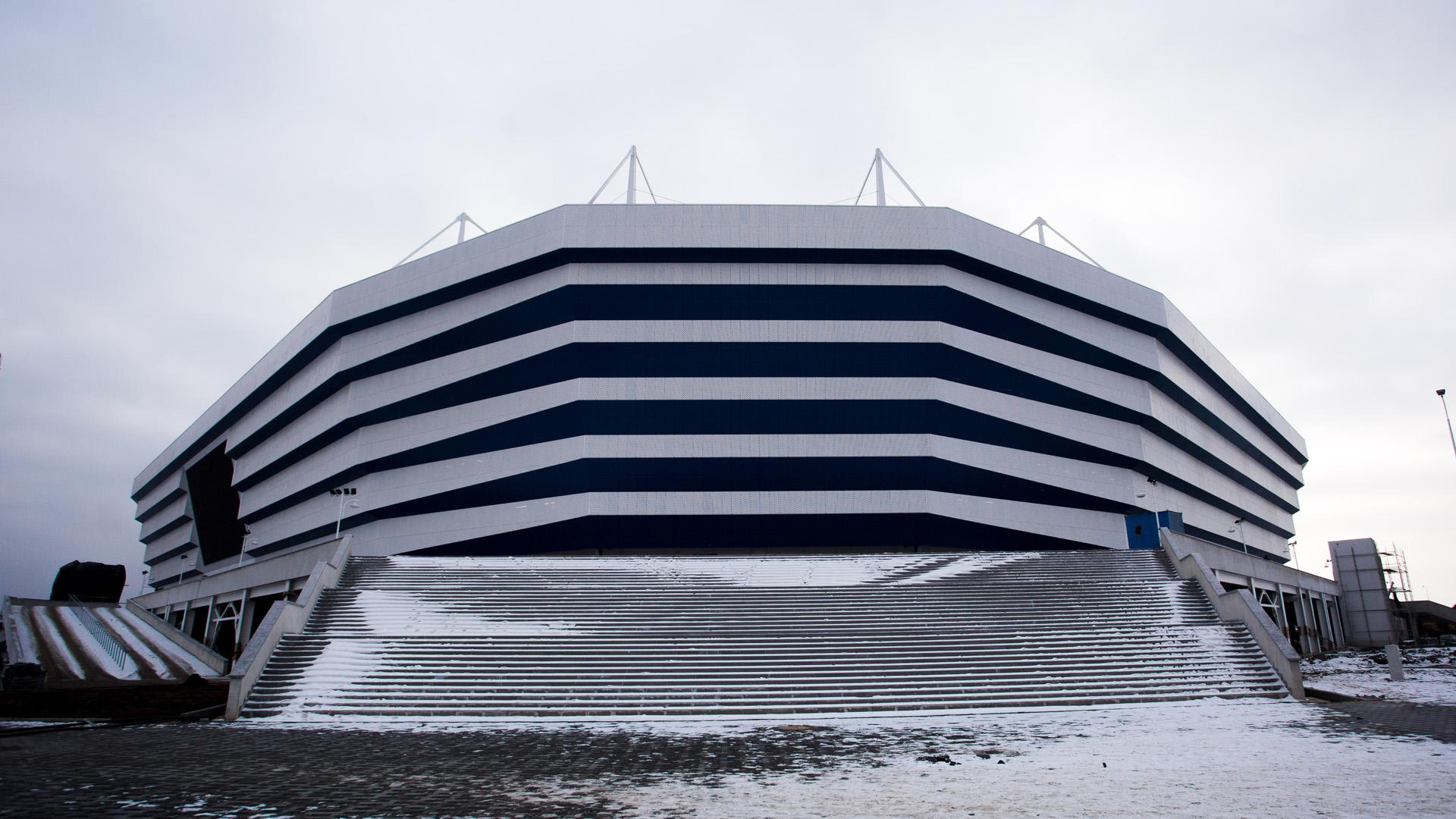 Kaliningrad Stadium Stade