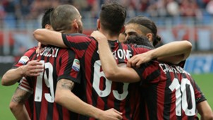 Milan celeb Fiorentina