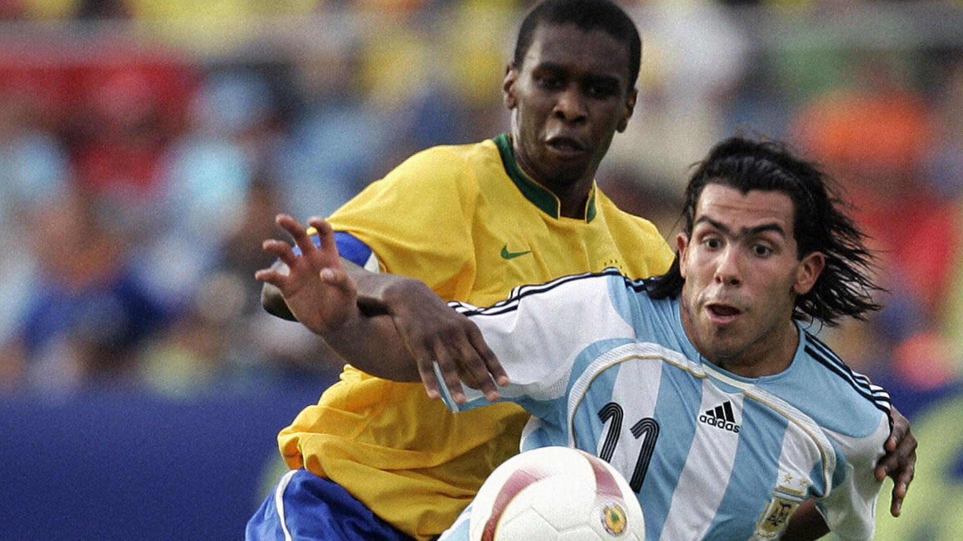 Brasil Argentina Copa America 2007
