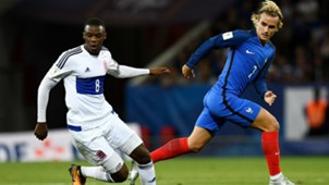 Antoine Griezmann Christopher Martins Pereira France Luxembourg World Cup Qualifiers 03092017